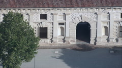 Palazzo Del Te Stock Footage