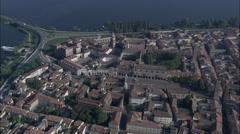 Ducal Palace, Mantua Stock Footage