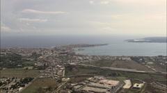 Orientata Pantalica Natural Park Stock Footage