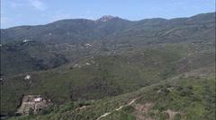 Tuscan Archipelago National Park Stock Footage