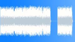 No Guff - Happy Uplifting Inspirational Electronic Dance Pop (drums & bass) - stock music
