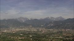 Parco Alpi Apuane Stock Footage