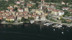 Lake Como Stock Footage
