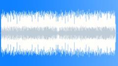 Bluesy Fuzz DnB - stock music