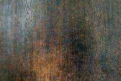 Perfect noble darkbrown old ancient wooden surface decoration background Stock Photos