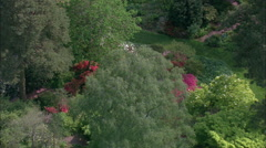 Knightshayes Court And Garden Stock Footage