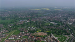 Lichfield Cathedral Stock Footage