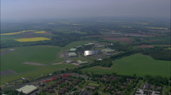 Cosford Air Museum Stock Footage