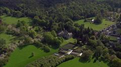 A Cawdor Castle Stock Footage