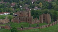 Kenilworth Castle Stock Footage