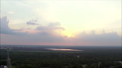 Glorious Sunset Stock Footage