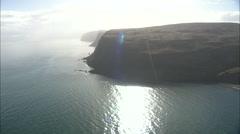 Latrabjarg Cliffs Stock Footage