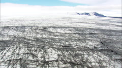Melting Ice Sheet Stock Footage