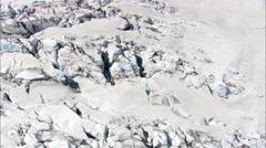 Myrdalsjokull Glacier Stock Footage