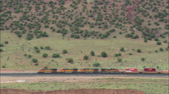 Freight Trains Stock Footage
