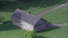 The Hermitage - Andrew Jackson's House Stock Footage