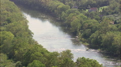Shenandoah River Stock Footage