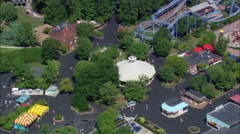 Kings Dominion Stock Footage