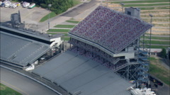 Richmond International Raceway Stock Footage