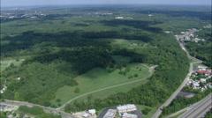 Petersburg National Battlefield Stock Footage