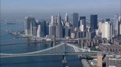 Financial District Stock Footage