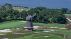 National Golf Links Of America Stock Footage