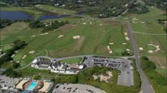 Maidstone Golf Club Stock Footage