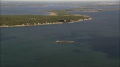 Narragansett Bay Stock Footage