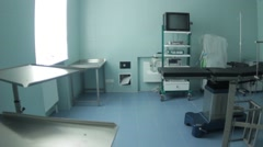 Medical Office For Examination And Treatment Stock Footage