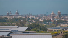 A Maltese view Stock Footage
