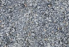 Stone Gravel texture background - stock photo
