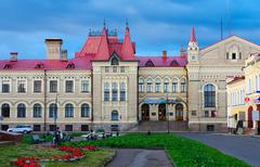 Rybinsk State Historical-Architectural and Art Museum-Reserve, Russia Stock Photos