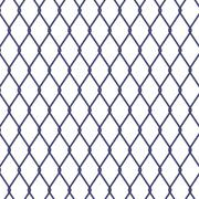 Wire fence on white background Stock Illustration