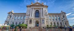 Oceanographic institut and museum in Monaco - stock photo