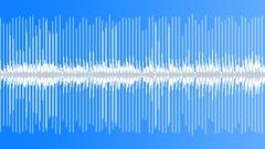 Uplifting Upbeat Ukulele (kick drum, bells and piano) loop - stock music