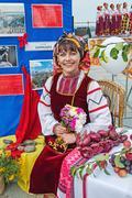 Folk artists Stock Photos