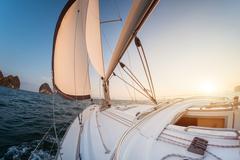 Sailing vessel Stock Photos