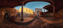 Khiva, Uzbekistan - stock photo