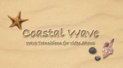 Coastal Wave Stock After Effects