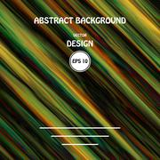 Vector color glitch abstract background. Stock Illustration