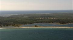 Muskeget Island Stock Footage