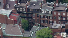 Beacon Hill Stock Footage