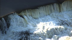 Pawtucket Falls (Upper) Stock Footage