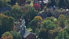 Historic Deerfield Stock Footage