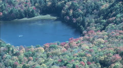 Berkshire Hills And Woods Stock Footage