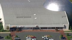 Basketball Hall Of Fame Stock Footage