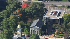 Quincy City Hall Stock Footage