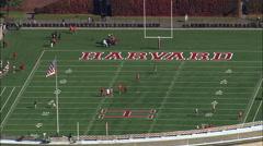 Harvard Stadium Stock Footage