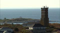 Appledore Island Stock Footage