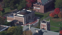 Bowdoin College Stock Footage